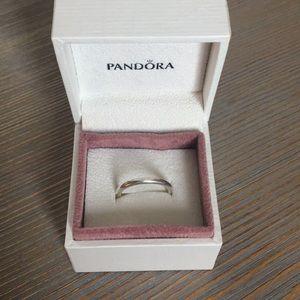 Pandora Quietly Spoken Ring Size 7